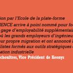 Arts et Métiers ParisTech, partenaire historique de Keonys