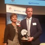 BILSING AUTOMATION, parrainé par KEONYS, lauréat du Prix Productivez ! 2015 dans la catégorie Innovation Process