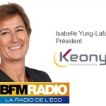 Isabelle Yung-Lafargue speaks about recruitment on BFM Radio