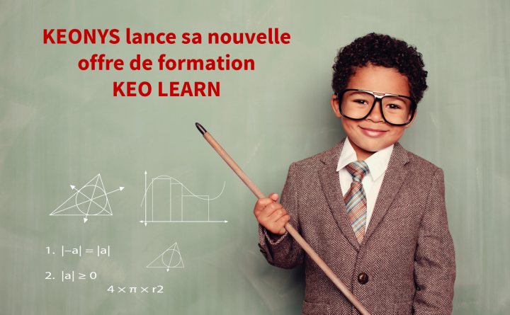 KEONYS lance sa nouvelle offre de formation KEO Learn