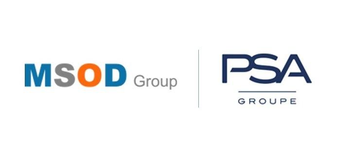 Keonys et MSOD-Group accompagnent PSA dans son process industriel