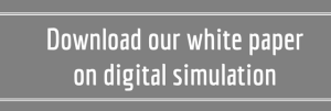 Keonys published a white paper on digital simulation