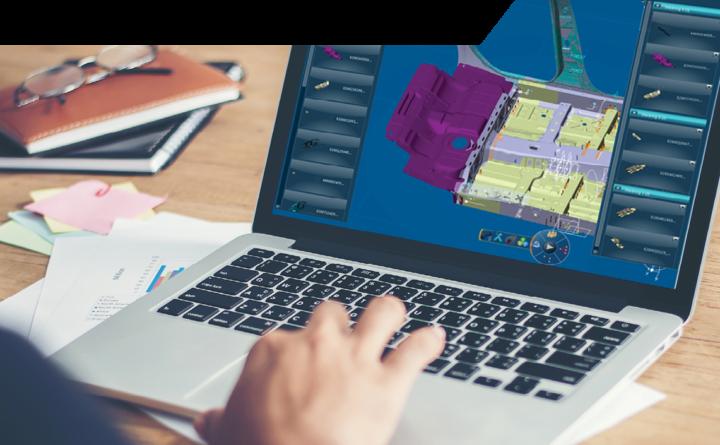 KEO ASSESS une formation sur mesure développée par KEONYS pour la montée en compétences des utilisateurs de CATIA
