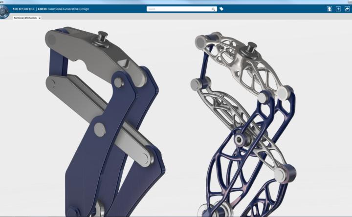 SIMULATION avec la 3DEXPERIENCE Webinar KEONYS 5 Octobre 2017