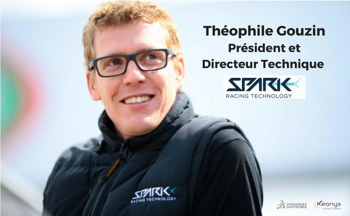 SPARK RACING TECHNOLOGY témoigne au 3DXFORUM sur l'utilisation de la plateforme 3DEXPERIENCE
