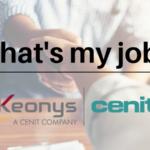 What's my job ? Charlyne Fleury, consultante PLM chez KEONYS !