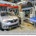 The Factory of the Future, for what needs? Planning & scheduling