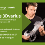 3DEXPERIENCE® creates music with 3Dvarius