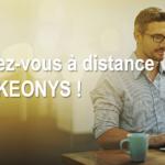 Profitez des formations KEONYS à distance !
