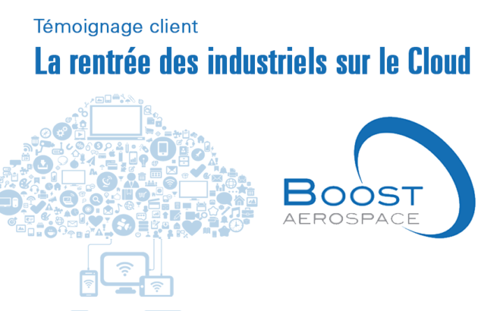 cloud industrie boost aerospace