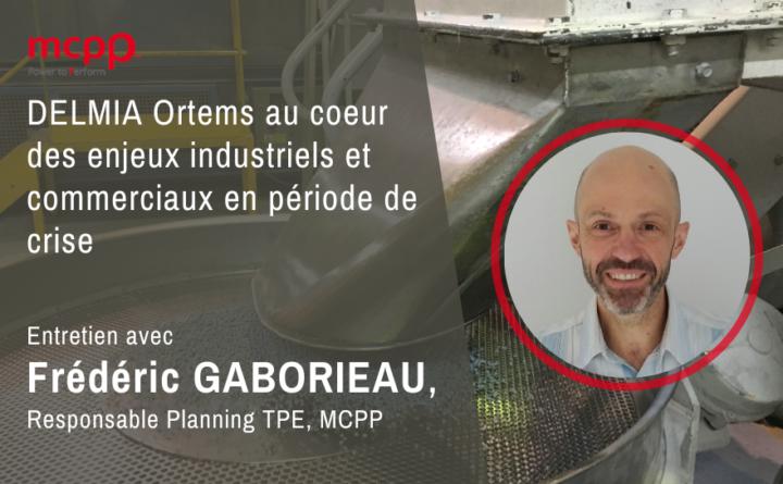 Interview MCPP DELMIA Ortems manufacturing