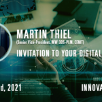 INVITATION TO YOUR DIGITAL JOURNEY WITH CENIT-KEONYS
