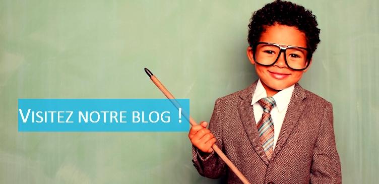 Visitez notre blog !