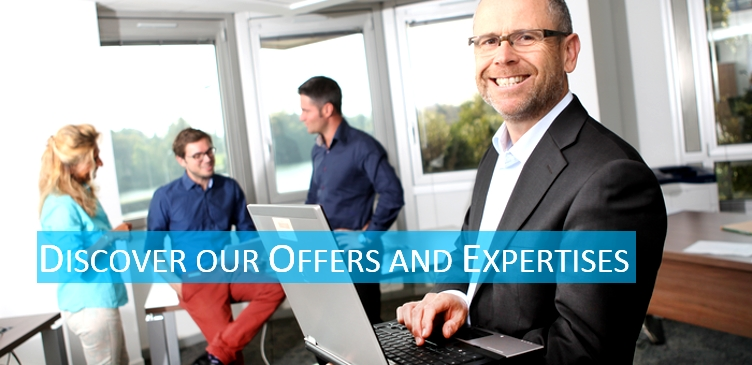 Discover our offers and expertises