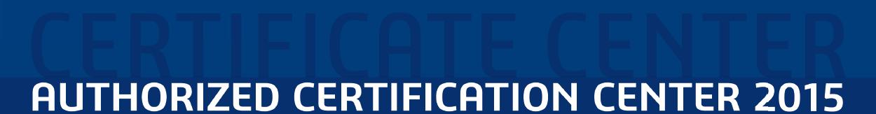 Certification center 3DEXPERIENCE company dassault keonys