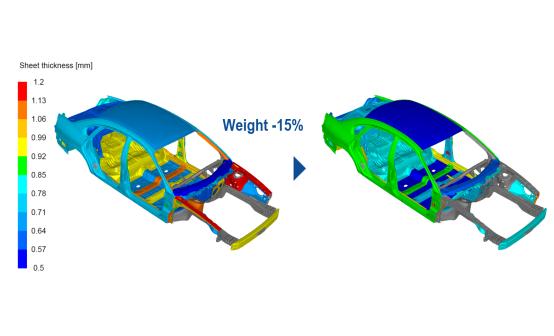 TOSCA Structure.sizing pour l'optimisation d'épaisseurs