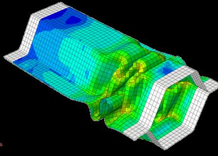 ABAQUS logiciel de Simulation multiphysique