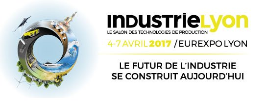 KEONYS at the Industrie Lyon 2017 show