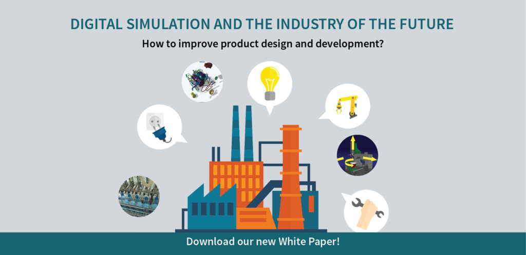 KEONYS Digital Simulation Industry of the Future White Paper
