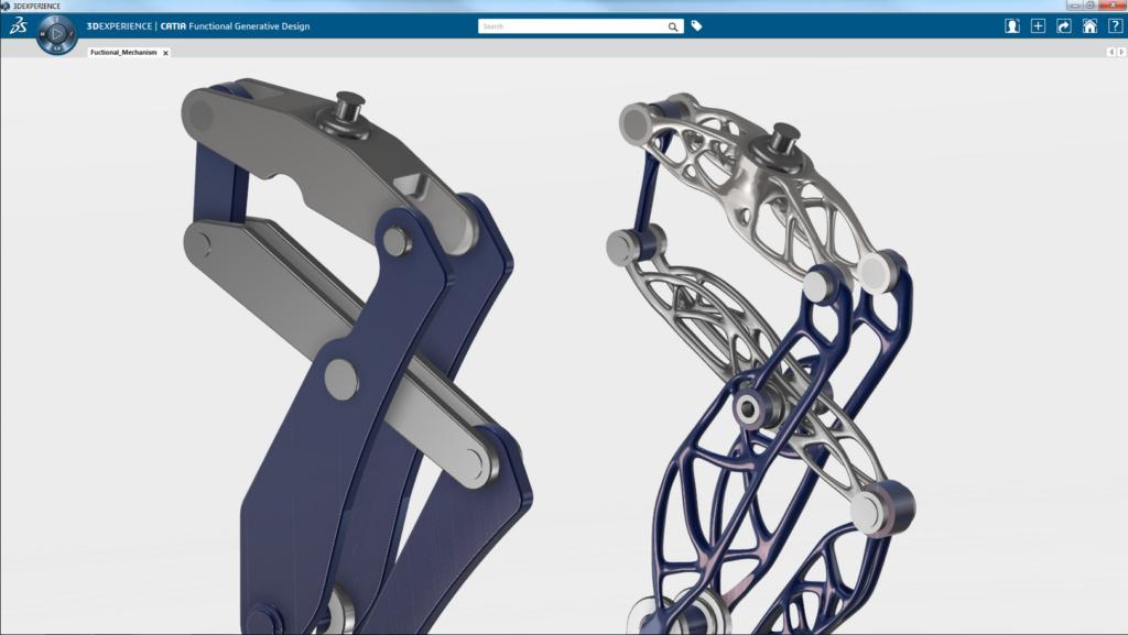 Solutions de Simulation dans la plateforme 3DEXPERIENCE de Dassault Systèmes