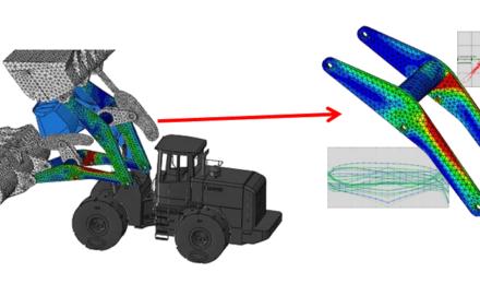 TRUE LOAD logiciel pour intégrer des chargements réels dans une simulation