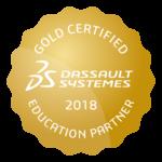 KEONYS-Certifié GOLD PARTNER de Dassault Systèmes pour la formation