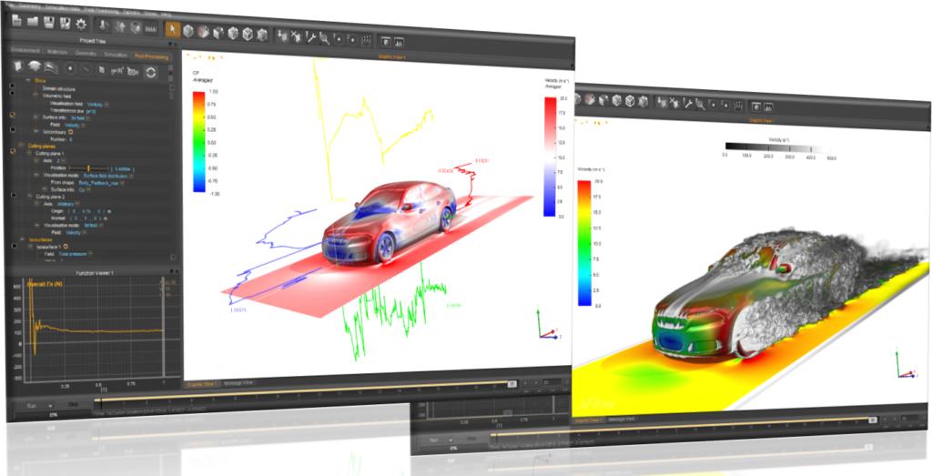 WEBINAIRE - SIMULIA XFlow une nouvelle génération de logiciels de CFD - Mardi 9.10.18, 11h30
