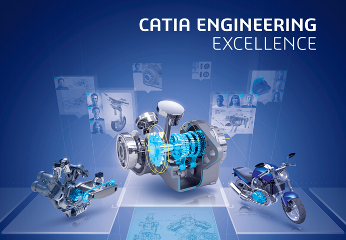 Migrer vers la 3DEXPERIENCE CATIA Engineering Excellence