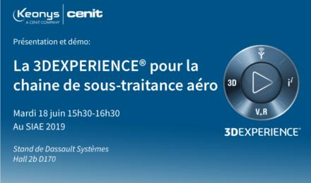 sous-traintance aeronautique défense 3DEXPEREINCE