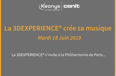 3DEXPERIENCE Philharmonie