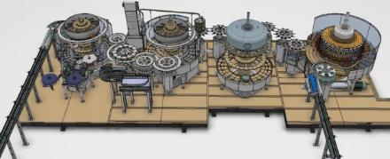 continuité digitale équipements industriels 3DEXPERIENCE