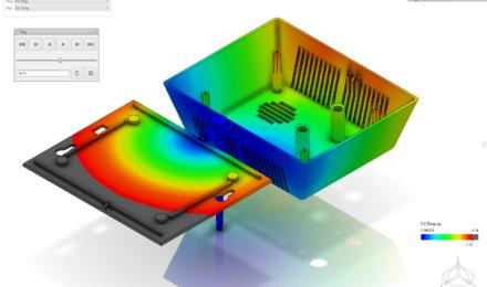 simulation injection plastique 3DEXPERIENCE