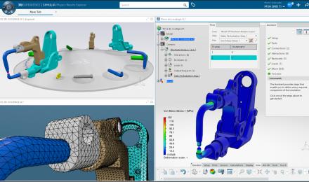 simulation 3DEXPERIENCE