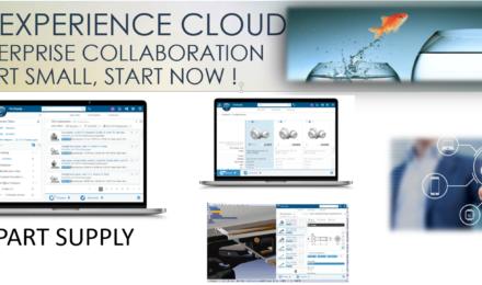 3DEXPERIENCE cloud part supply webinaire